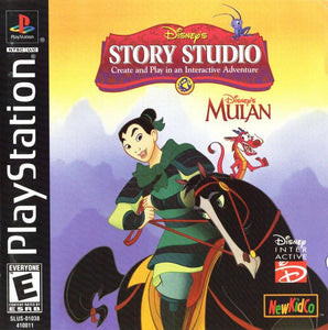 Disneys Story Studio - Mulan