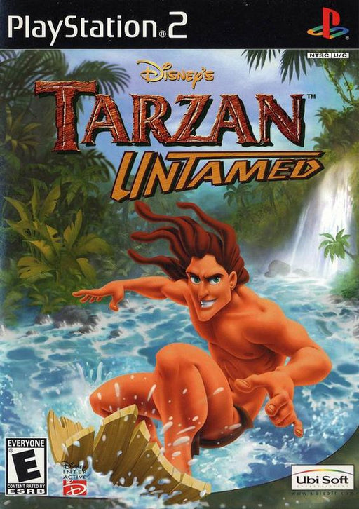Disneys Tarzan Untamed - PlayStation 2