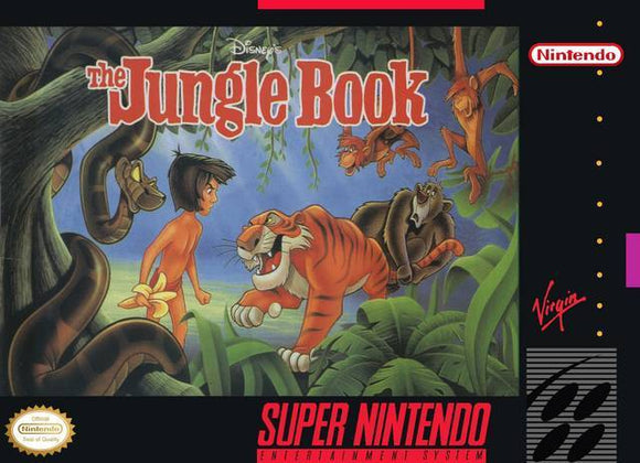 Disneys The Jungle Book