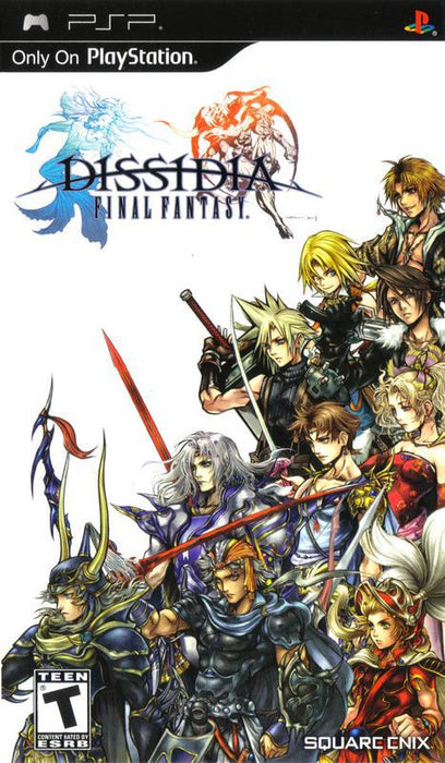 Dissidia Final Fantasy - PlayStation Portable