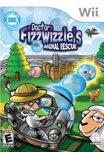 Doctor Fizzwizzles Animal Rescue - Wii