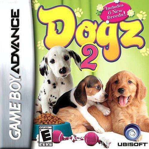 Dogz 2 - Game Boy Advance