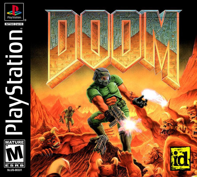 Doom - PlayStation 1