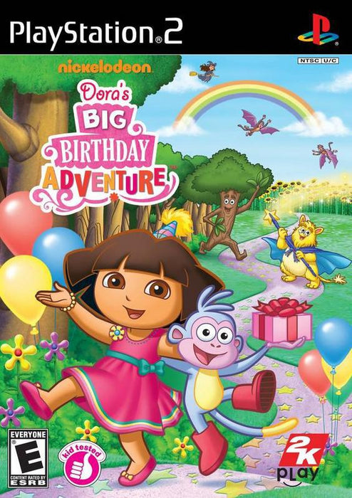 Doras Big Birthday Adventure - PlayStation 2