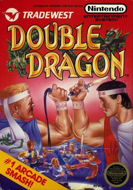 Double Dragon - Nintendo Entertainment System