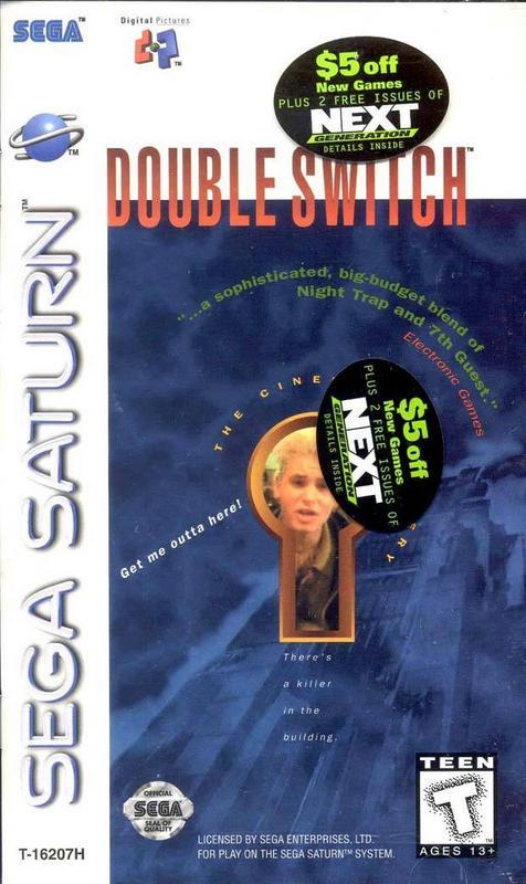 Double Switch - Sega Saturn