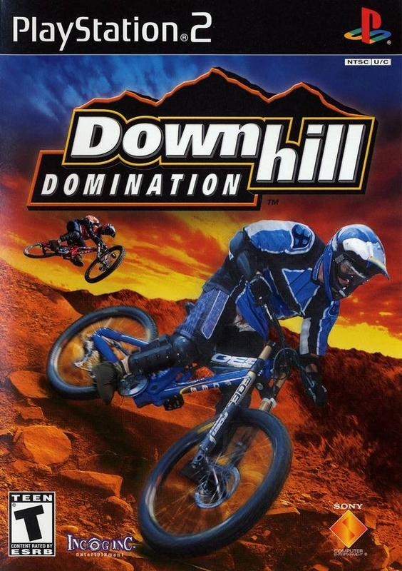 Downhill Domination - PlayStation 2