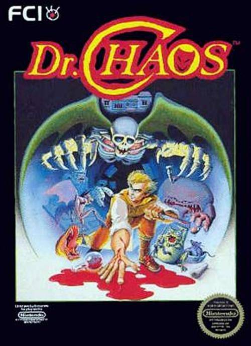 Dr. Chaos - Nintendo Entertainment System