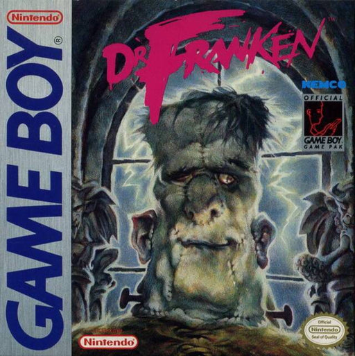 Dr. Franken - Game Boy
