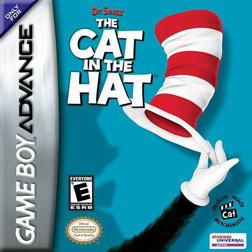 Dr. Seuss The Cat in the Hat - Game Boy Advance