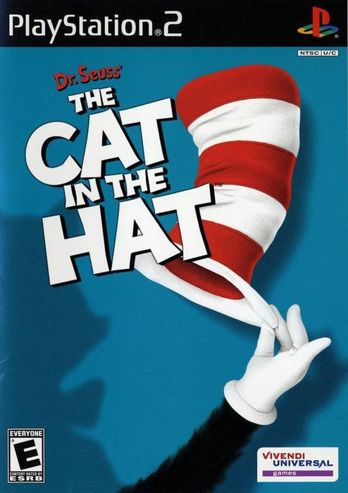 Dr. Seuss The Cat in the Hat - PlayStation 2