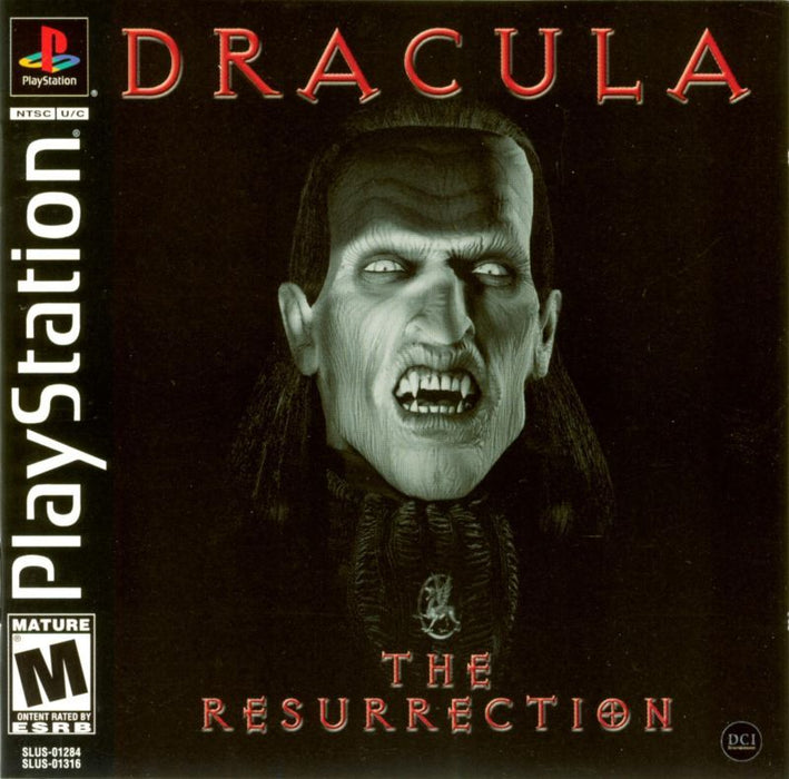 Dracula Resurrection - PlayStation 1