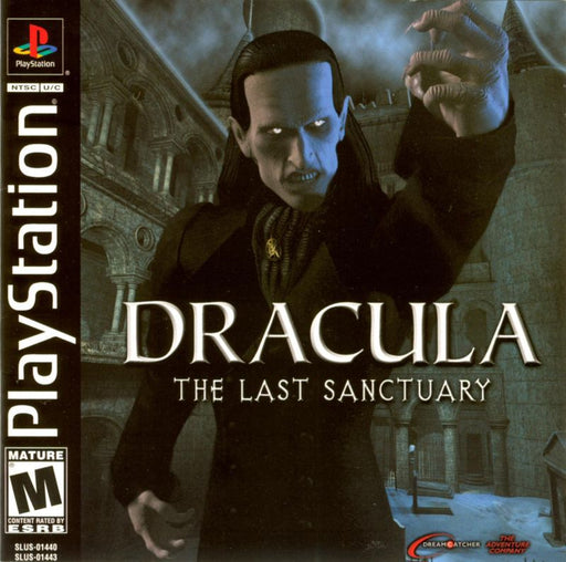 Dracula 2 The Last Sanctuary - PlayStation 1