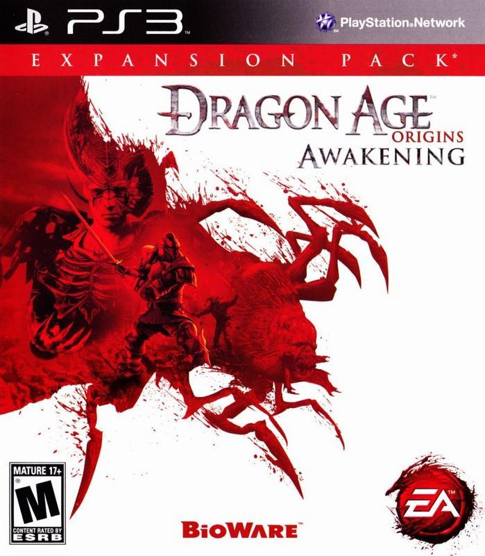 Dragon Age Origins - Awakening - PlayStation 3