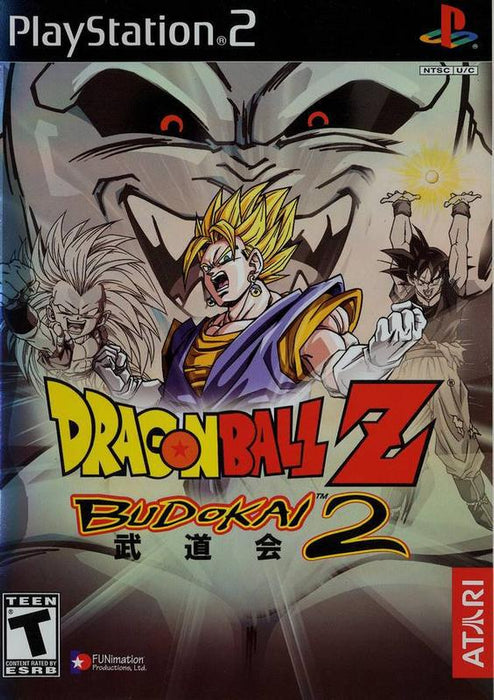 Dragon Ball Z Budokai 2 - PlayStation 2