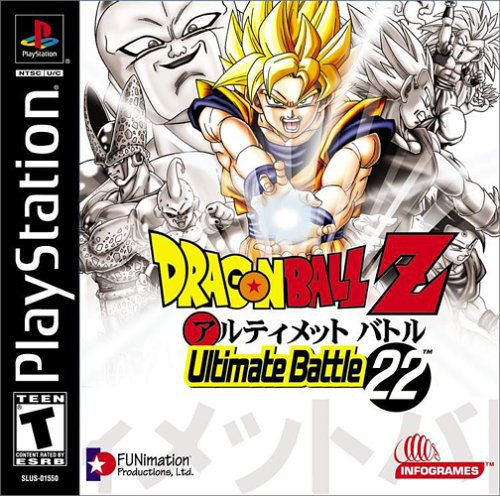 Dragon Ball Z Ultimate Battle 22 - PlayStation 1