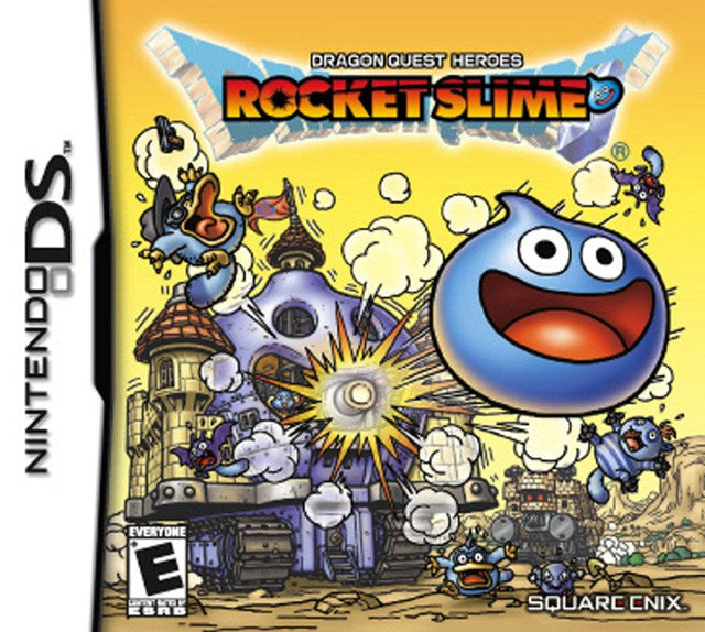 Dragon Quest Heroes Rocket Slime - Nintendo DS