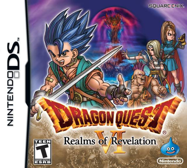 Dragon Quest VI Realms of Revelation - Nintendo DS