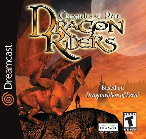 Dragon Riders Chronicles of Pern - Sega Dreamcast