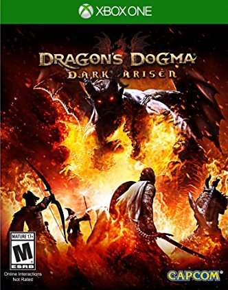 Dragons Dogma Dark Arisen - Xbox One