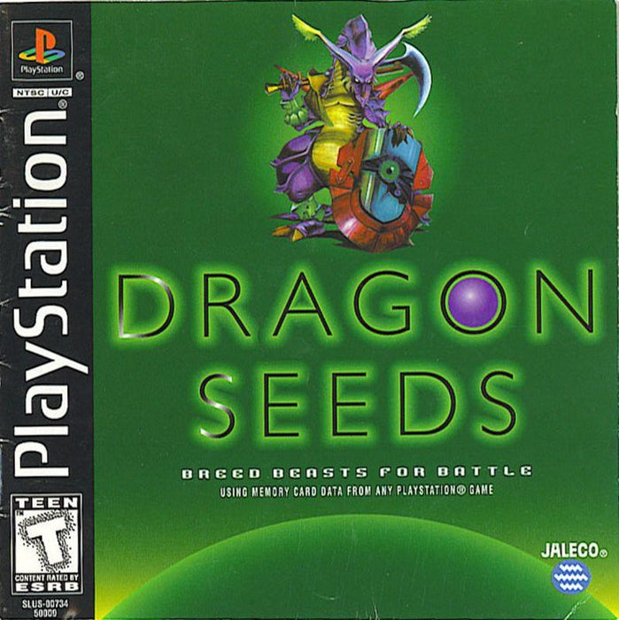 Dragonseeds - PlayStation 1