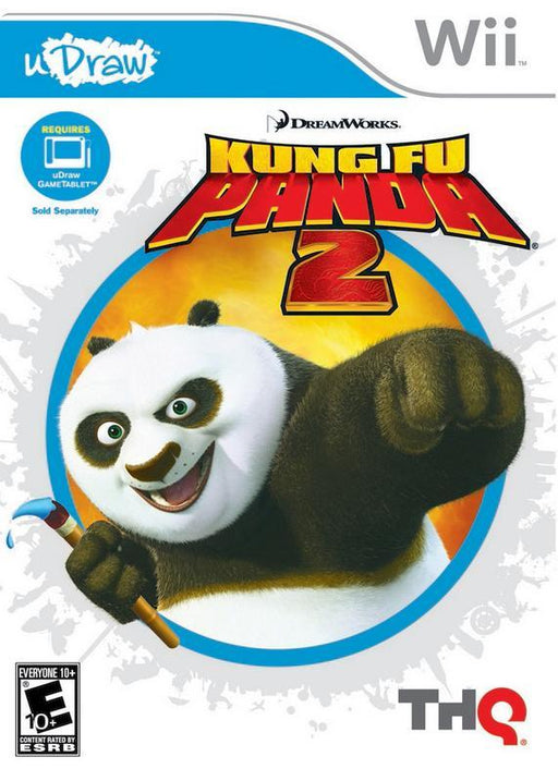 Kung Fu Panda 2 The Game - Wii