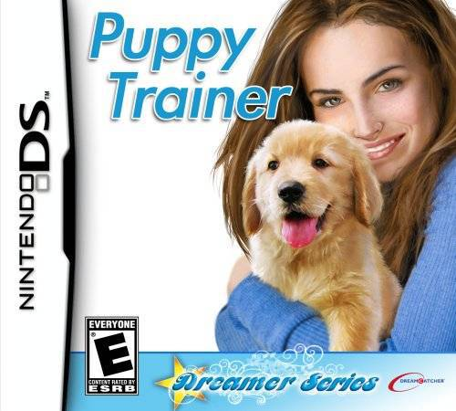 Dreamer Series Puppy Trainer - Nintendo DS