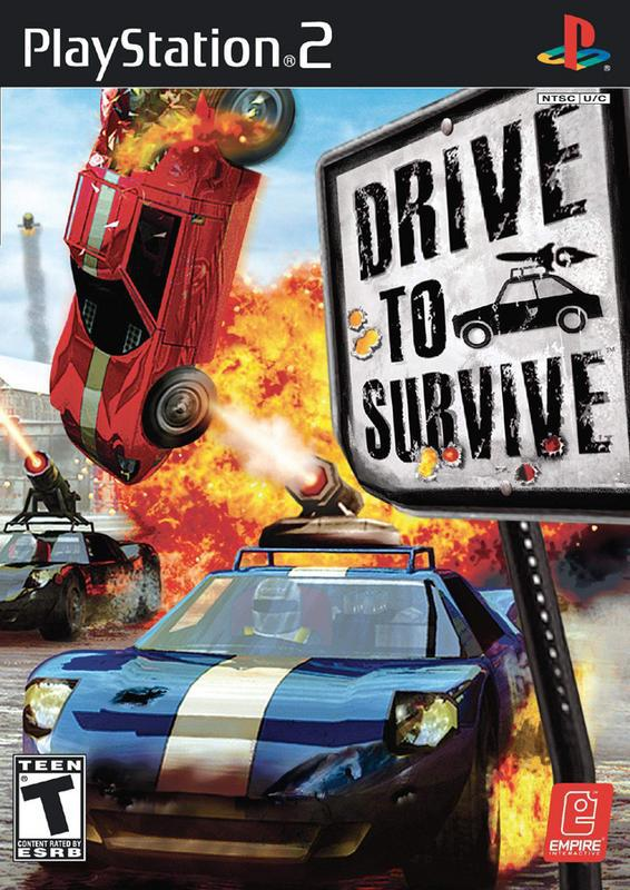 Drive To Survive - PlayStation 2