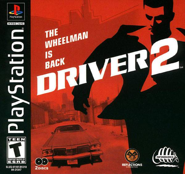 Driver 2 - PlayStation 1