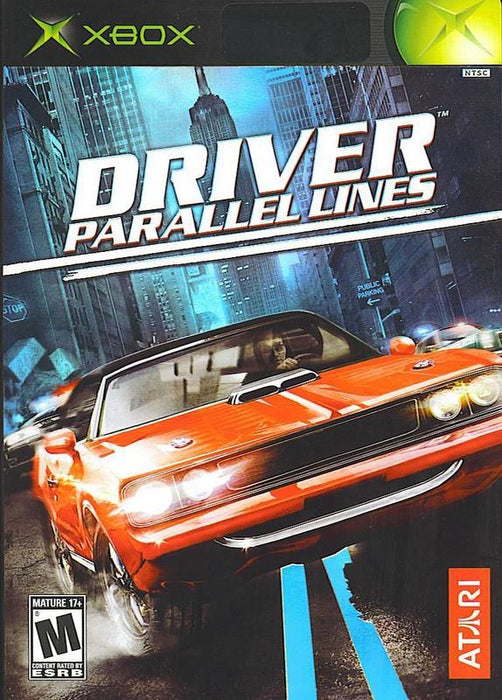 Driver Parallel Lines - Xbox