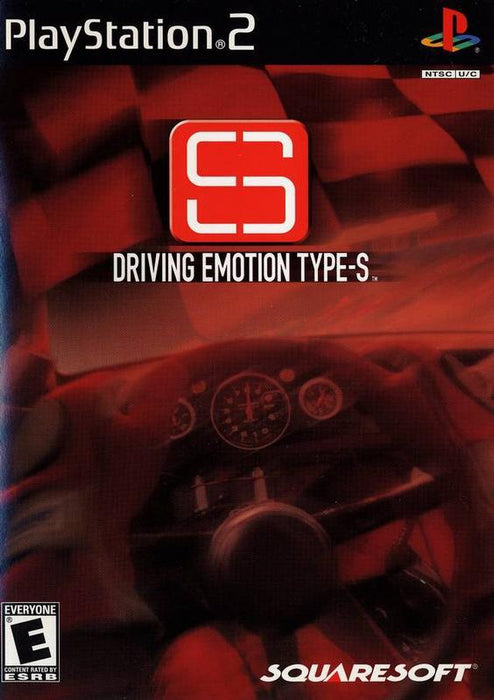 Driving Emotion Type-S - PlayStation 2