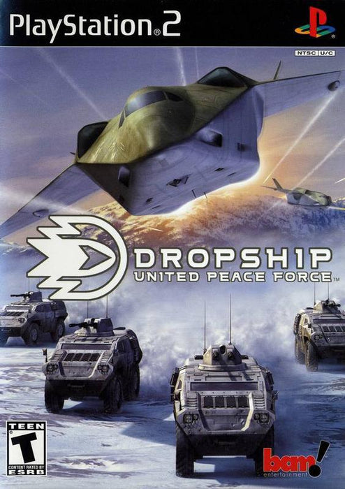 Dropship United Peace Force - PlayStation 2