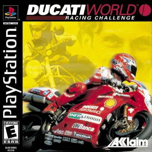 Ducati World Racing Challenge - PlayStation 1