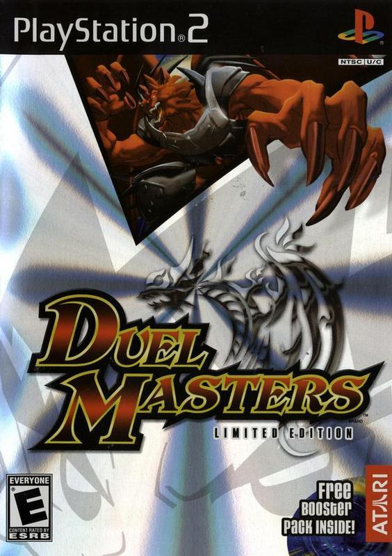 Duel Masters - PlayStation 2