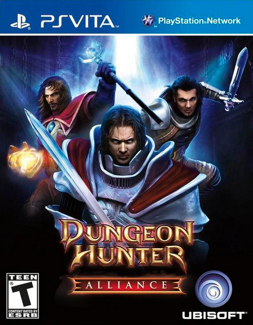 Dungeon Hunter Alliance - PlayStation Vita