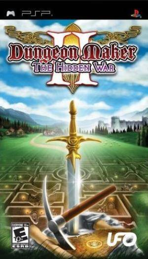 Dungeon Maker II The Hidden War - PlayStation Portable