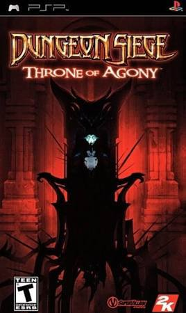 Dungeon Siege Throne of Agony - PlayStation Portable