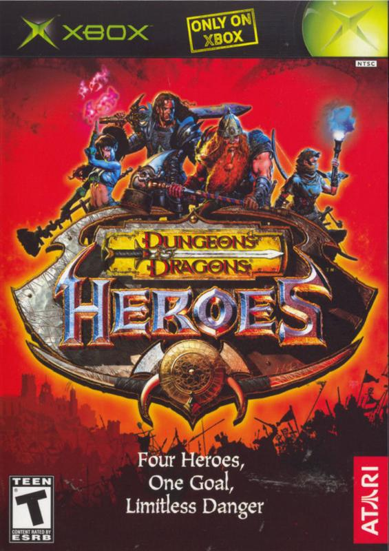 Dungeons & Dragons Heroes - Xbox