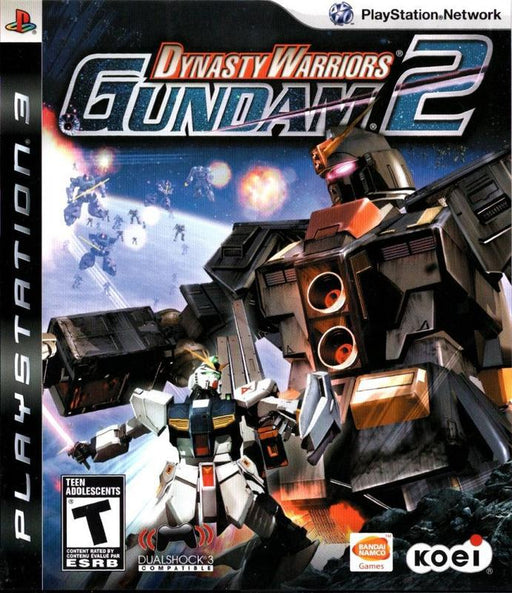 Dynasty Warriors Gundam 2 - PlayStation 3