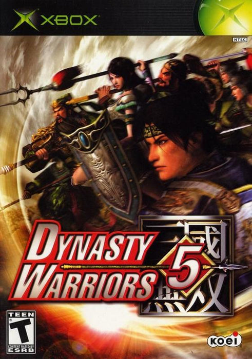 Dynasty Warriors 5 - Xbox