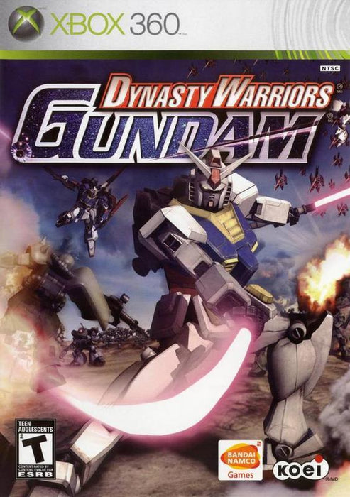 Dynasty Warriors Gundam - Xbox 360