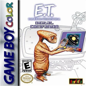 E.T. The Extra-Terrestrial Digital Companion
