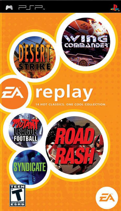 EA Replay - PlayStation Portable