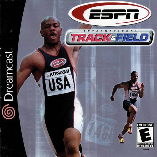ESPN International Track & Field - Sega Dreamcast