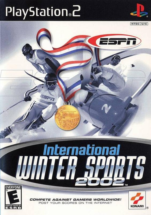 ESPN International Winter Sports 2002 - PlayStation 2