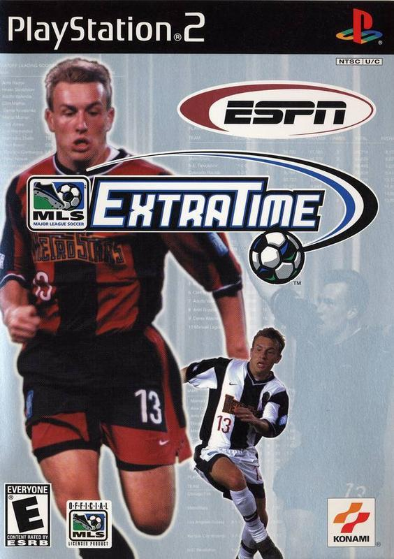 ESPN MLS ExtraTime 2002 - PlayStation 2