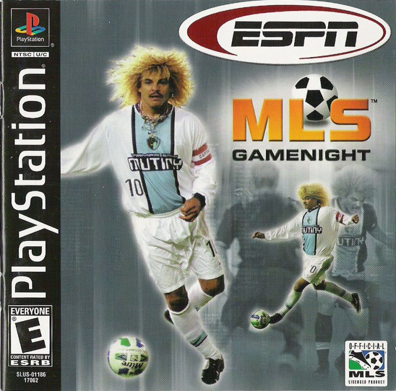 ESPN MLS GameNight - PlayStation 1