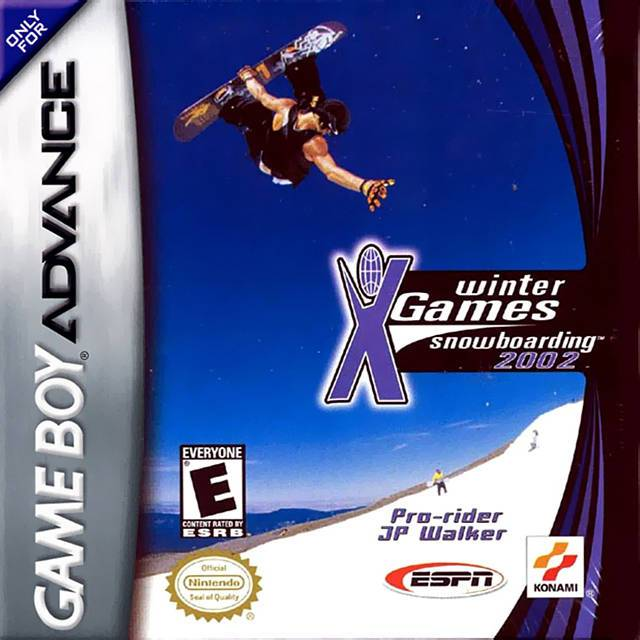 ESPN Winter X-Games Snowboarding 2002 - Game Boy Advance