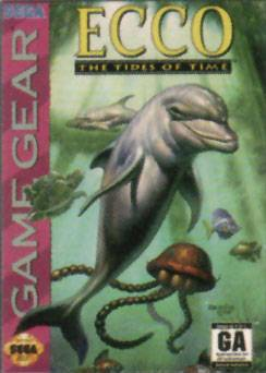 Ecco The Tides of Time - Sega Game Gear