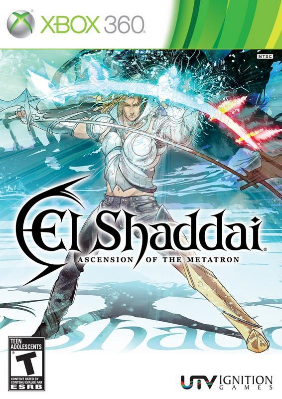 El Shaddai Ascension of the Metatron - Xbox 360